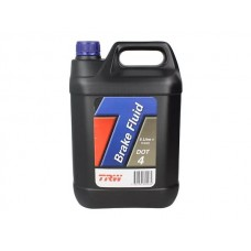Тормозная жидкость TRW DOT 4 5л.