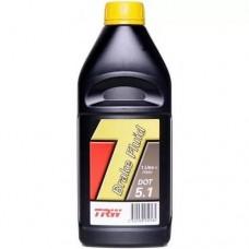 Тормозная жидкость TRW DOT 5.1 1л.
