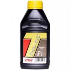 Тормозная жидкость TRW DOT 5.1 500мл.