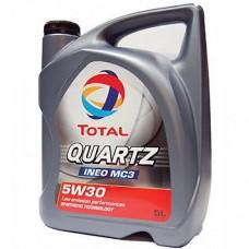 Моторное масло Total Quartz INEO MC3 5W - 30 5л.