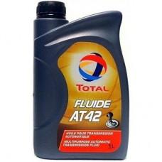 Трансмиссионное масло Total Fluide AT 42 1л.