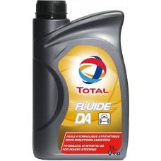 Трансмиссионное масло Total FLUIDE DA 1л.