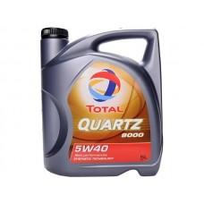 Моторное масло TOTAL QUARTZ 9000 5W-40 5л. TL 173574
