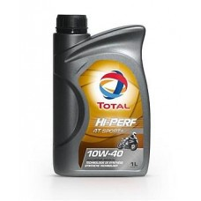 Моторное масло Total HI Perf 4T Sport 10W - 40 1л. TL 193101