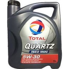 Моторное масло Total QUARTZ INEO MDC 5W-30 5л.