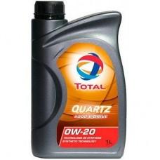 Моторное масло Total QUARTZ 9000 V - DRIVE 0W-20 1л.
