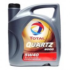 Моторное масло TOTAL QUARTZ 9000 5W-40 4л. TL 166475