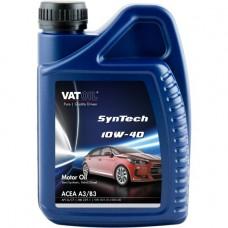 Моторное масло VatOil SynTech 10W-40 1л.