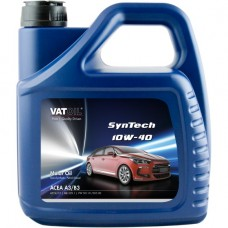 Моторное масло VatOil SynTech 10W-40 4л.