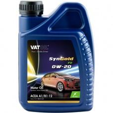 Моторное масло VATOIL SynGold FE 0W-20 1л.