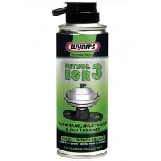 Очиститель Wynns Petrol EGR Extreme Cleaner 200мл.