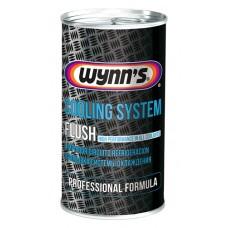 Промывка системы охлаждения Wynn's Cooling System Flush 325 мл.