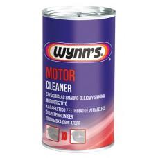 5-ти минутная промывка системы смазки двигателя Wynn's Motor Cleaner 325 мл.