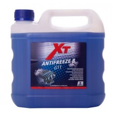 Антифриз XT ANTIFREEZE G11 3л. Синий